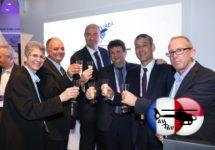Israel's technology companies join forces for the aviation industry;